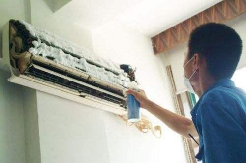 夏天家用空调出现不制冷故障的原因与解决方法