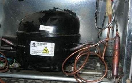 冷冻机的压缩机故障有哪些表现?