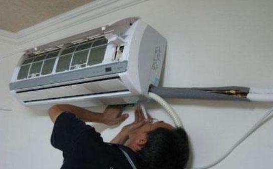 空调的积水排不出去的时候该怎么办   空调水排不出去的解决办法