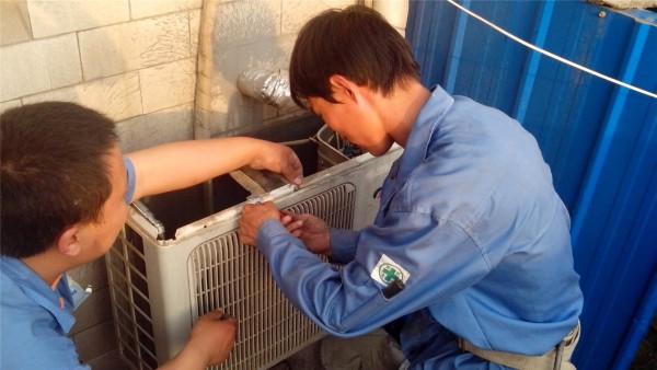 空调外机清洗