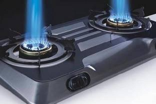 使用燃气灶时为什么火等气