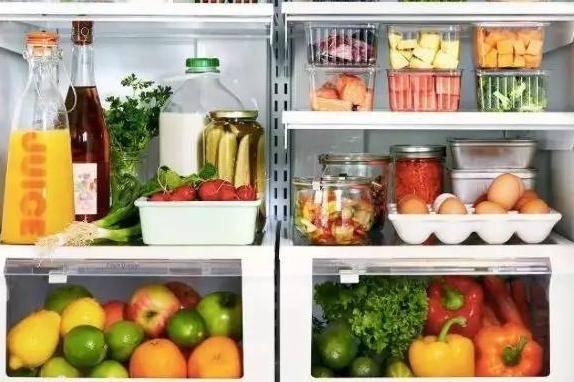 冰箱门不严