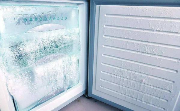 冰箱冰柜冷库结霜的原因是什么