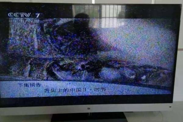 液晶电视显示屏有竖纹怎么办 电视显示屏怎么修