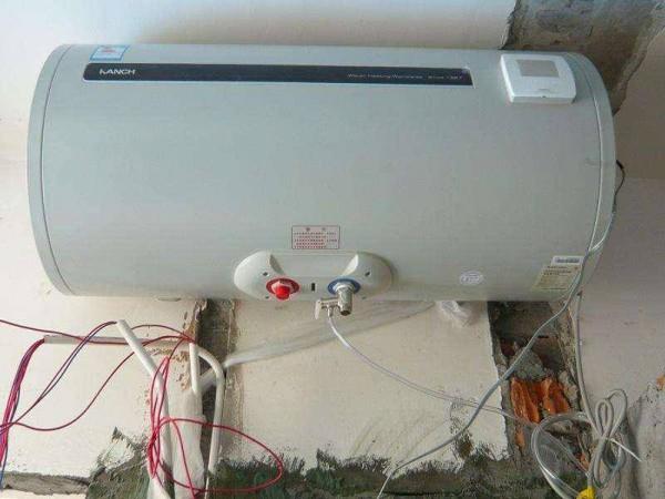 家用热水器清洗