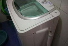 普通洗衣机脱水桶不转怎么办?