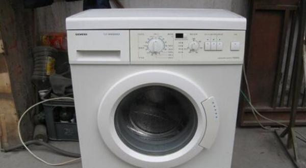 洗衣机晃动