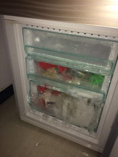 直冷式冰箱的除霜方法介绍