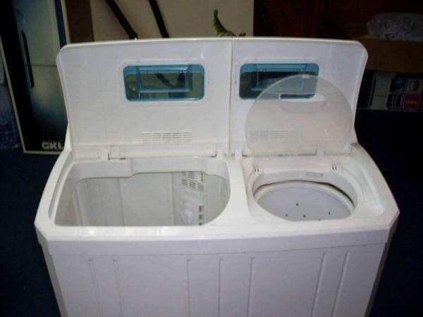 半自动洗衣机内壁破了怎么办?