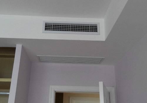 格力中央空调安装应注意什么 格力中央空调安装注意事项介绍