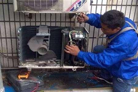空调压缩机故障