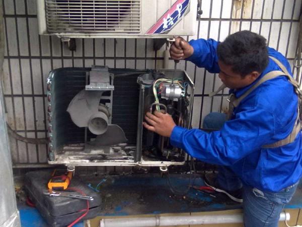 空调空调外机故障的原因是什么   空调外机不转的解决方法