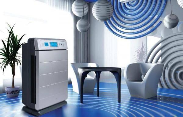 空气净化器保养