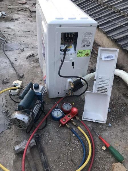 大金空调故障代码H9的原因是什么   应该如何解决