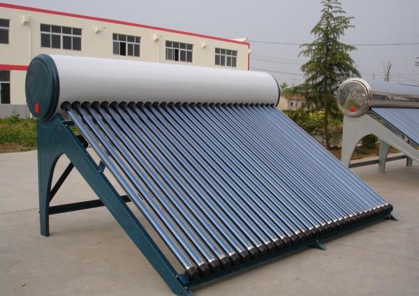 太阳能热水器怎么安装