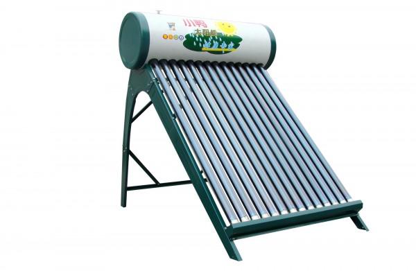 太阳能热水器安装步骤