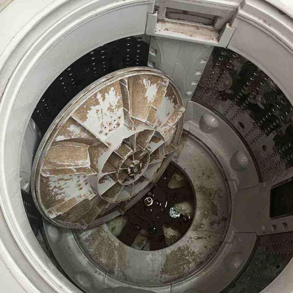 洗衣机不反转如何修理  为什么洗衣机不反转