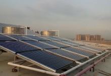 太阳能水为什么会小